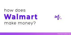 Read more about the article Walmart Business Model: How Does Walmart Make Money With Such Low Prices?