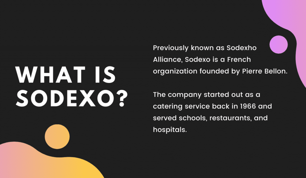 What is Sodexo? How does Sodexo make money and what is its business model?