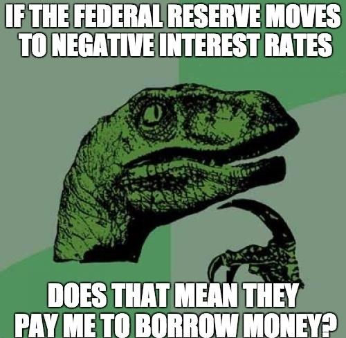 Negative interest rates in banking business models