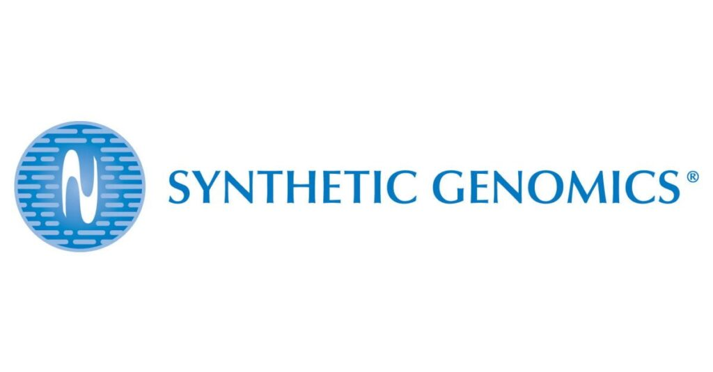 Synthetic Genomics Biotech statup