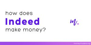 Read more about the article How Does Indeed Make Money? [Business Model]