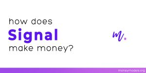 Read more about the article How does Signal make money? [Easily Explained]