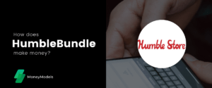 How does Humble Bundle make money?