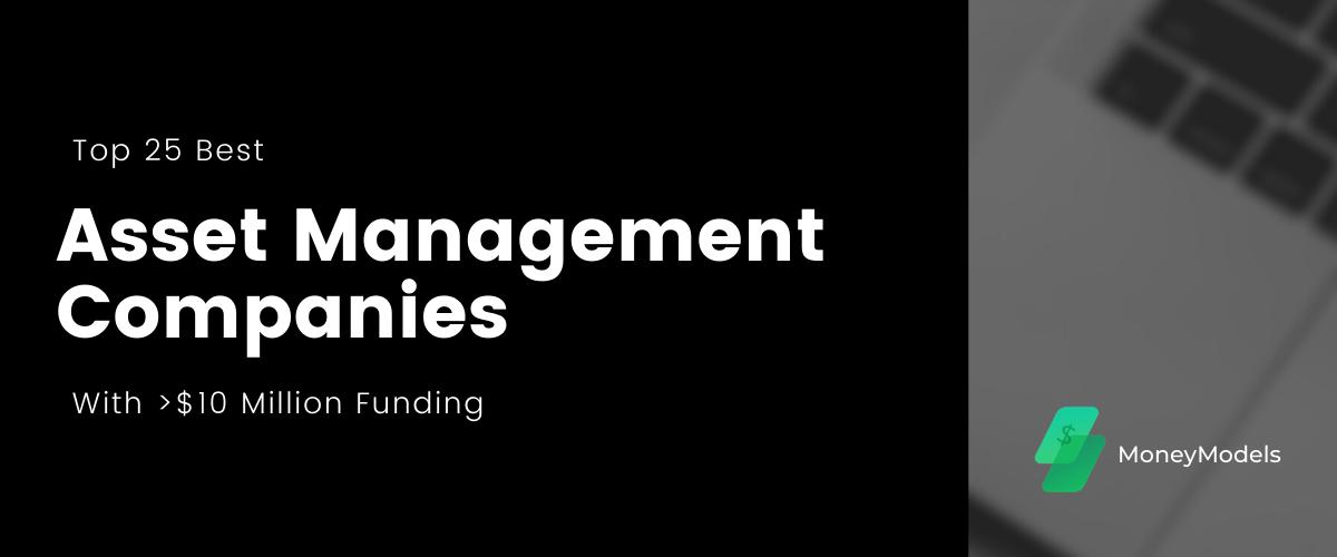 Top Asset Management Companies