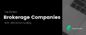 Read more about the article Top 13 Best Brokerage Startups With $10+ Million Funding