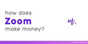 Read more about the article How does Zoom make money? [Business Model]